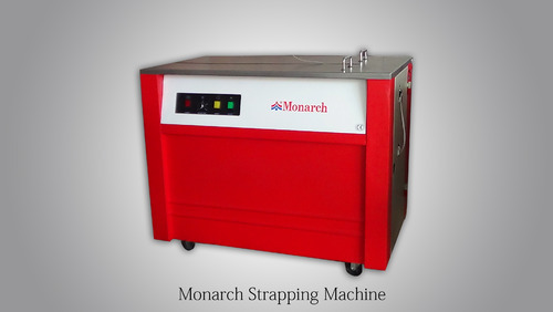 MONARCH Currency Bundle Packing Machine, MY27