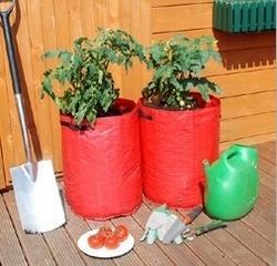 Grow Bags Hdpe 12w 12 H Terrace Kitchen Garden