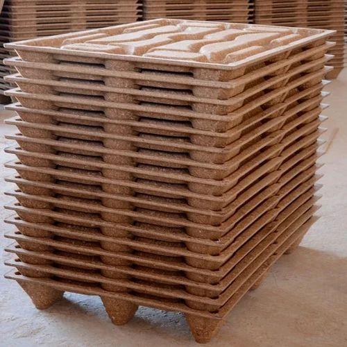 Compressed Wood Pallets - Molded Wood Pallets Manufacturer ...