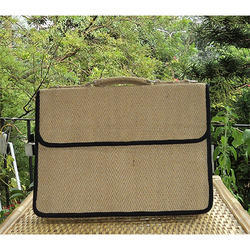 Box File Jute Folder Bag, For Office