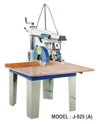 Circular And Radial Saw