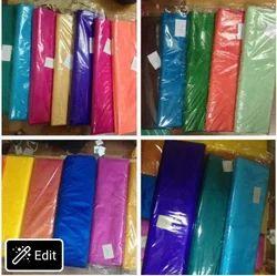 Plain Pure Silk Fabric