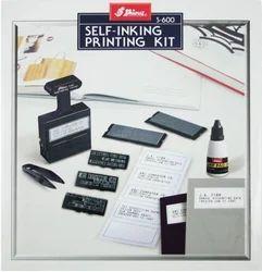 Shiny S-600 Self Inking Printing Kit