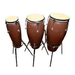 triple congo drum set