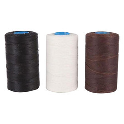 Black Dyed Braided Thread, For Industrial