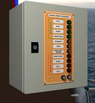 Engine Order Telegraph Systems, Marine Tools & Equipments