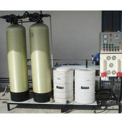 Industries RO Softener Plant