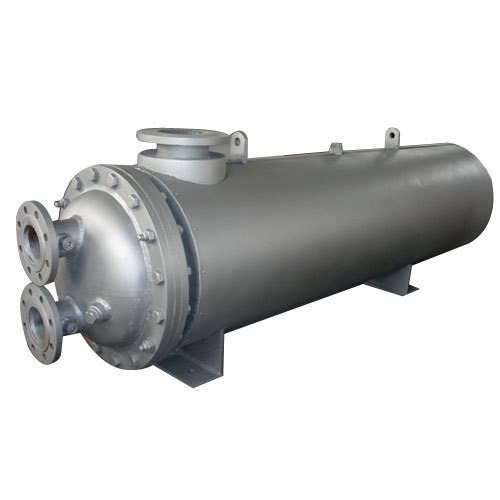 Heat Exchanger For Fertilizer Industries Shell And Tube