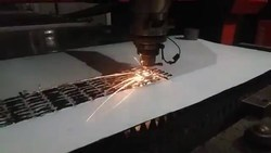 CNC Stainless Steel Laser Cutting Service