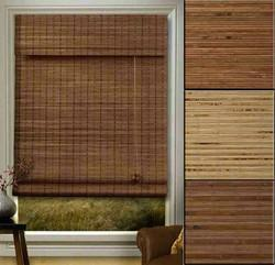 Brown Bamboo Chick Blinds