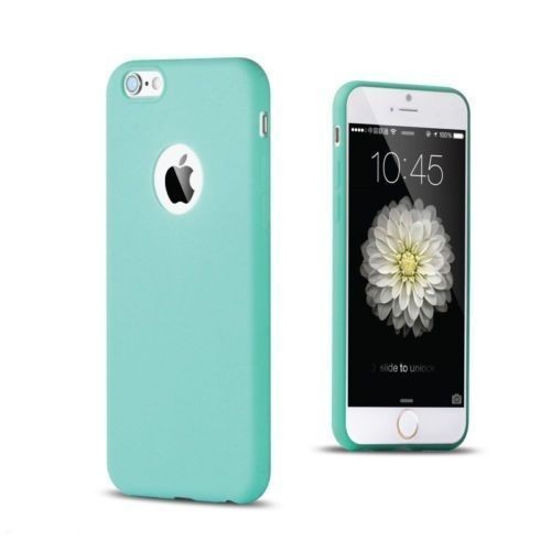 iphone 6 green silicone case