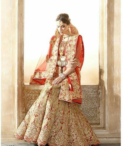 Bridal Lehengas Indian Bridal Reception Lehenga Manufacturer From