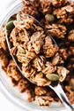 Granola Almond Breakfast Cereal