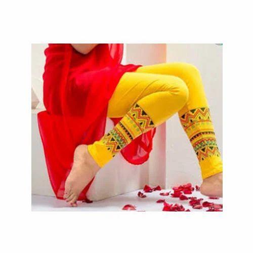 Ladies Bottom Printed Legging