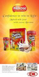 Choco Malt Energy Drink, 500grm , Pack Type: 20pcs box