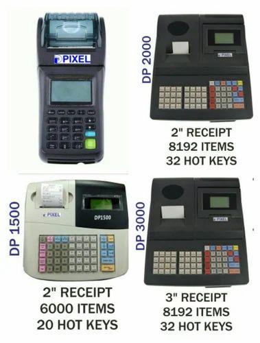Automatic 150mm GST Billing Machine, Warranty: 1 year, Model Number: Dp1500