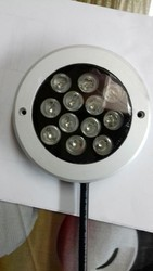 9 W LED Underwater Surface Lighting, Input Voltage: 220 V