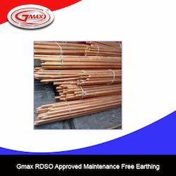 Gmax RDSO Approved Maintenance Free Earthing