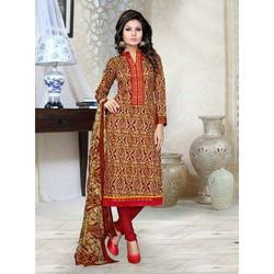 Churidaar Cotton Suit