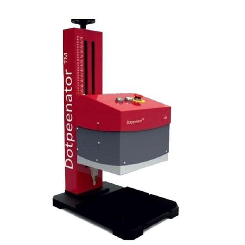 CNC Pin Marking Machine