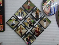 Square 9 Photo Frame