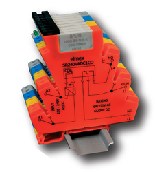 Slim Relays Or Relay Terminal Units
