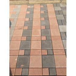 Sand Finish Parking Paver Blocks