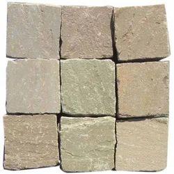 Kota Sand Stone Cobbles