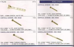 Bone Screws