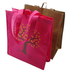 Printed Non Woven Bags, Capacity: 10kg