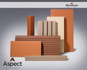 Aspect Clay Ventilated Facade Tiles