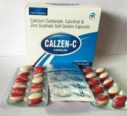 Calcitriol 0.25MCG & Calcium Citrate