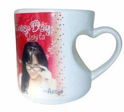 Promotional Coffee Mug, Size: 11oz