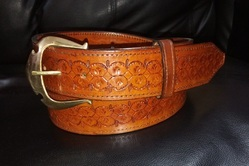 Handmade Leather Men Belts