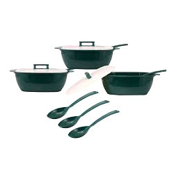 Plastic Casserole Set, Packaging Type: Box