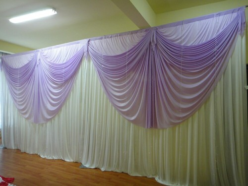 Wedding wall curtain sajavati parda fancy decoration material wedding wall curtain junglespirit