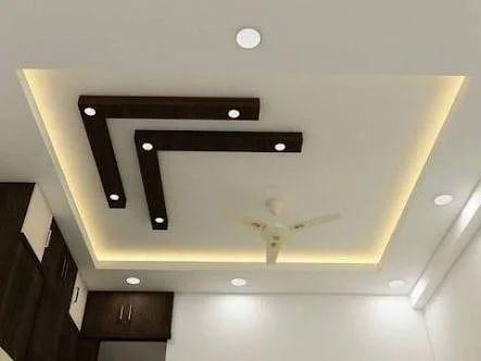 Gypsum Ceiling Design, Roofing And False Ceiling | Raza ...