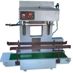 Continues Bag Sealing Machine For 10-100 Kg