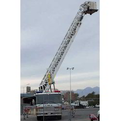 Various Degree Tiltable Mobile Tower Ladder for Rental