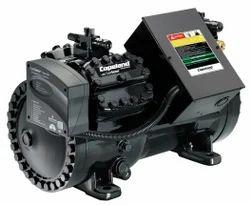 100 CFM 5 HP Semi Hermetic Compressor