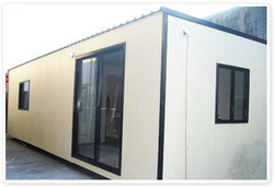 Steel Prefabricated Site Office