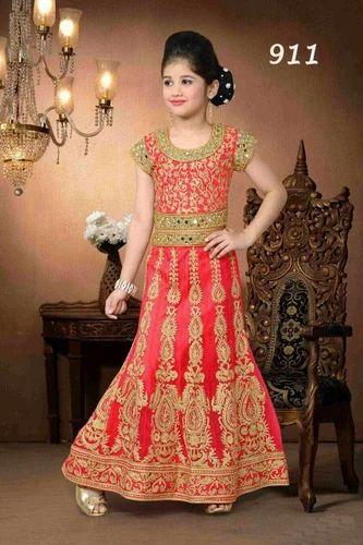 Kids Wear - Girls Choli Suit Wholesaler from Ahmedabad
