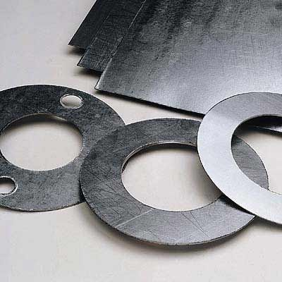 Graphite Gaskets - Pure Expanded Graphite sheets