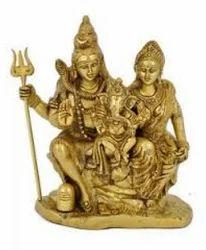 Brass Shiv Pariwar