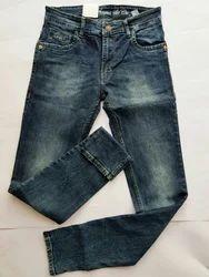Blue jean pant