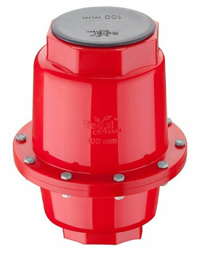 Royal PP NRV Foot Valve for Agriculture Pipe Fitting