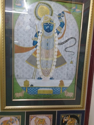 Shree Nathji Art