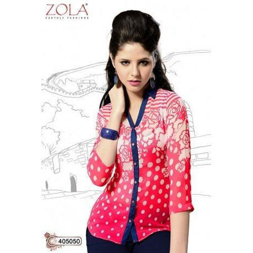 Ladies Casual Tops, Size: S