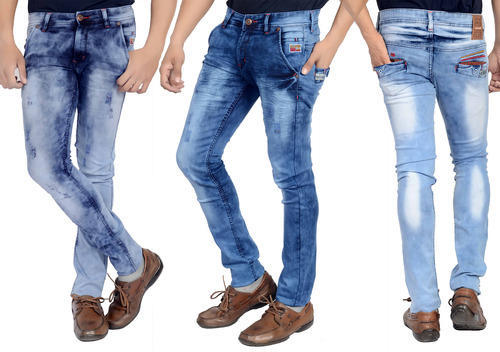 Mens Jeans - Men's Fashionable Jeans Manufacturer from Delhi