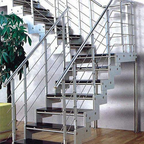 Ss Folding Staircase At Rs 200000 Feet Ashok Vihar Phase 1